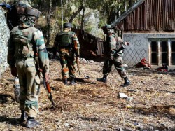 Terrorists Killed Jammu Kashmir S Pulwama Encounter