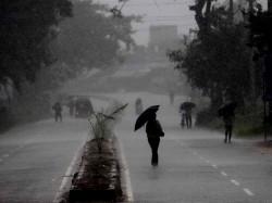 Heavy Rainfall Warning Both North South Bengal