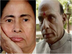 Rajnath Singh Requests Mamata Banerjee Talk Gjm About Hill Situation