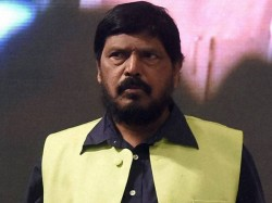 Union Minister Ramdas Athawale S Controversial Comments On Transgenders