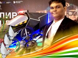 India Is Proud Teenage Scientist Rifth Sharook S Kalamsat
