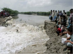 Flood Situation Is Dangerous North Bengal Due River Erosion
