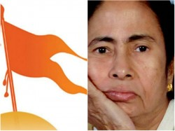 Rss Has Protested Against Mamata Banerjee S Immersion Guideline
