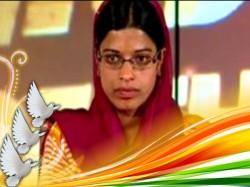 Farmer S Daughter Ruksana Kausar Killed Terrorists Alone