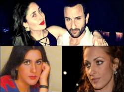Saif Ali Khan Kied Ex Rosa Catalano About His First Wife Amrita Singh