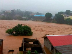 Sierra Leone Mudslides More Than 300 Dead 600 Missing