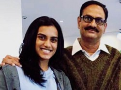 P V Sindhu Cried After Final Loss His Father Reveals Truth