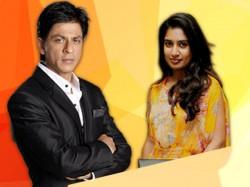 Shahrukh Khan Appologize Mithali Raj Coming Late