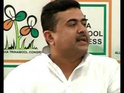 Shuvendu Adhikari Can Avoid Appearance Ed Office Kolkata