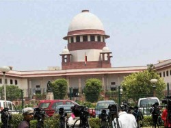 Supreme Court S Nine Judge Bench Upholds Right Privacy As Fundamental Right