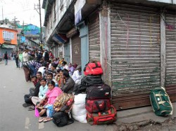 Gorkha Janmukti Morcha Starts The Preparation Withdraw Hill Strike