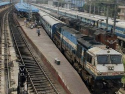 Rail Service West Bengal Is Affected Due Chaos Ram Raheem S Fans