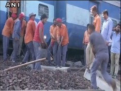 Suresh Prabhu Orders Fix Responsibility Utkal Derailment By The End Of The Day