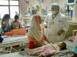 Nhrc Issues Notice Yogi Adityanath Govt Over Gorakhpur Tragedy
