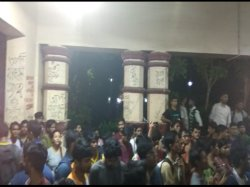Students Jadavpur Called Off Their Movement