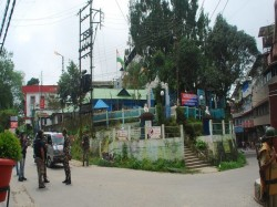 Two Morcha Leaders Arrested Kalimpong Blast