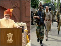 Neither Goli Nor Gaali Can Solve The Kashmir Issue Modi Tells From Redfort