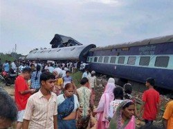 Railways Officials Suspended After Uttar Pradesh Rail Accident Muzaffarnagar