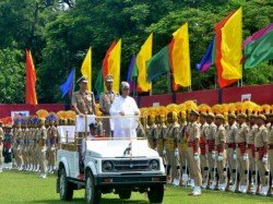 Tripura Chief Minister Alleges Doordarshan Air Refused Broadcast Independence Day Speech
