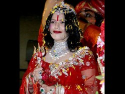 Who Is Radhe Maa Another Controversial Self Styled God Woman