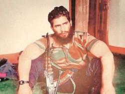 Hizbul Posters Kashmir Against Alqaeda Commander Zakir Musa