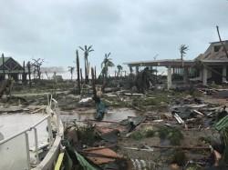 The Most Powerful Atlantic Hurricane Irma Heading Towards Florida Usa