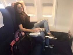 Monica Bedi Seems Relaxed Far Away From Abu Salem Life