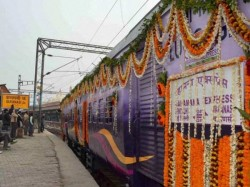 Mahamana Express On Its Maiden Journey Meets Same Fate As Of Tejas Express