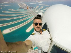 Pilot Shows Photoshop Skills Funny Instagram Posts