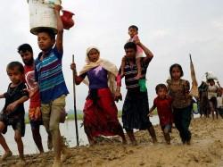 Many Hindus Flee Bangladesh After Rakhine Violence