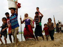 World Powers Divided Over Rohingya Issue
