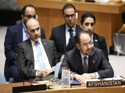Terrorism Affecting Afghanistan Is Product Pakistan S Policy Afghanistan At Un
