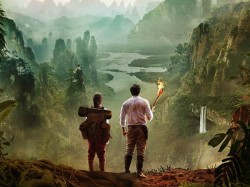 Teaser Bengali Film Amazon Obhijan Is Released