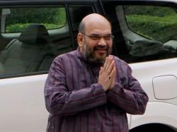 Amit Shah Comes Kolkata On Sunday Night