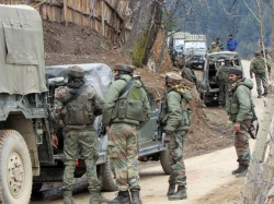 Civilians Dead A Grenade Attack At Tral Near Srinagar