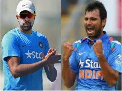 Mahammad Sami Returns Indian Squad Against Australia
