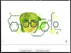 Google Doodle On Asima Chatterjee The First Woman Be Conferred Doctorate Indian University