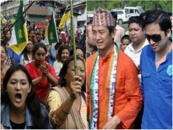 Ex Indian Football Captain Tmc Leader Baichung Bhutia Wants Gorkhaland