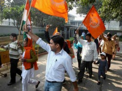 Biswa Hindu Parisad Is Failed Arms Rally Like Ramnabami