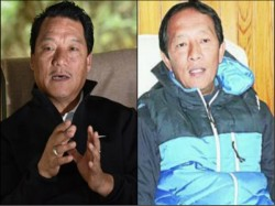 Binay Tamang Challenges Bimal Gurung Conduct Rally At Darjeeling