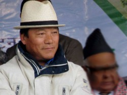 Bimal Gurung Can T Get From Trap Warrant After Rajnath Singh S Meeting