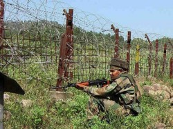 Pakistan Violates Ceasefire Poonch Sector Woman Injured