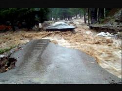 National Highway Birbhum Is Floated Hightide On Mayurakhsi