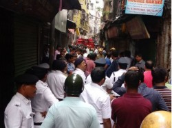 Building Collapses Kolkata Claims 3 Lives