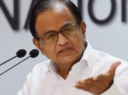 Bullet Train Project Will Be Demonetisation Like Move Says P Chidambaram Congress