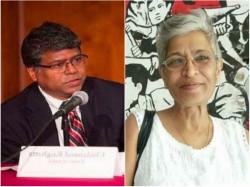 Gauri My First Love My Friend Asserts Her Ex Husband Chidanand Rajghatta