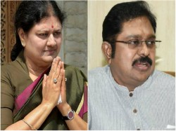 Sashikala Dinakaran Sacked From Aiadmk
