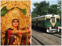Indian Railways Puts Additional Trains On Durga Puja