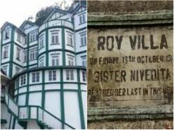 Miscreants Attacks Roy Villa Ramakrishna Mission Darjeeling