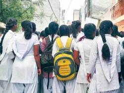 Typical Punishment Basanti School South 24 Parganas Student Injure